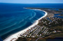 Aerial View of Great Island Ocean Club