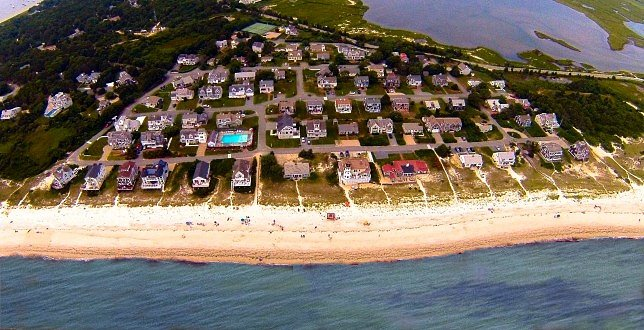 Aerial Image of Great Island Ocean Club